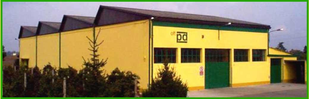 Officina meccanica di precisione - Due Carrare, Padova